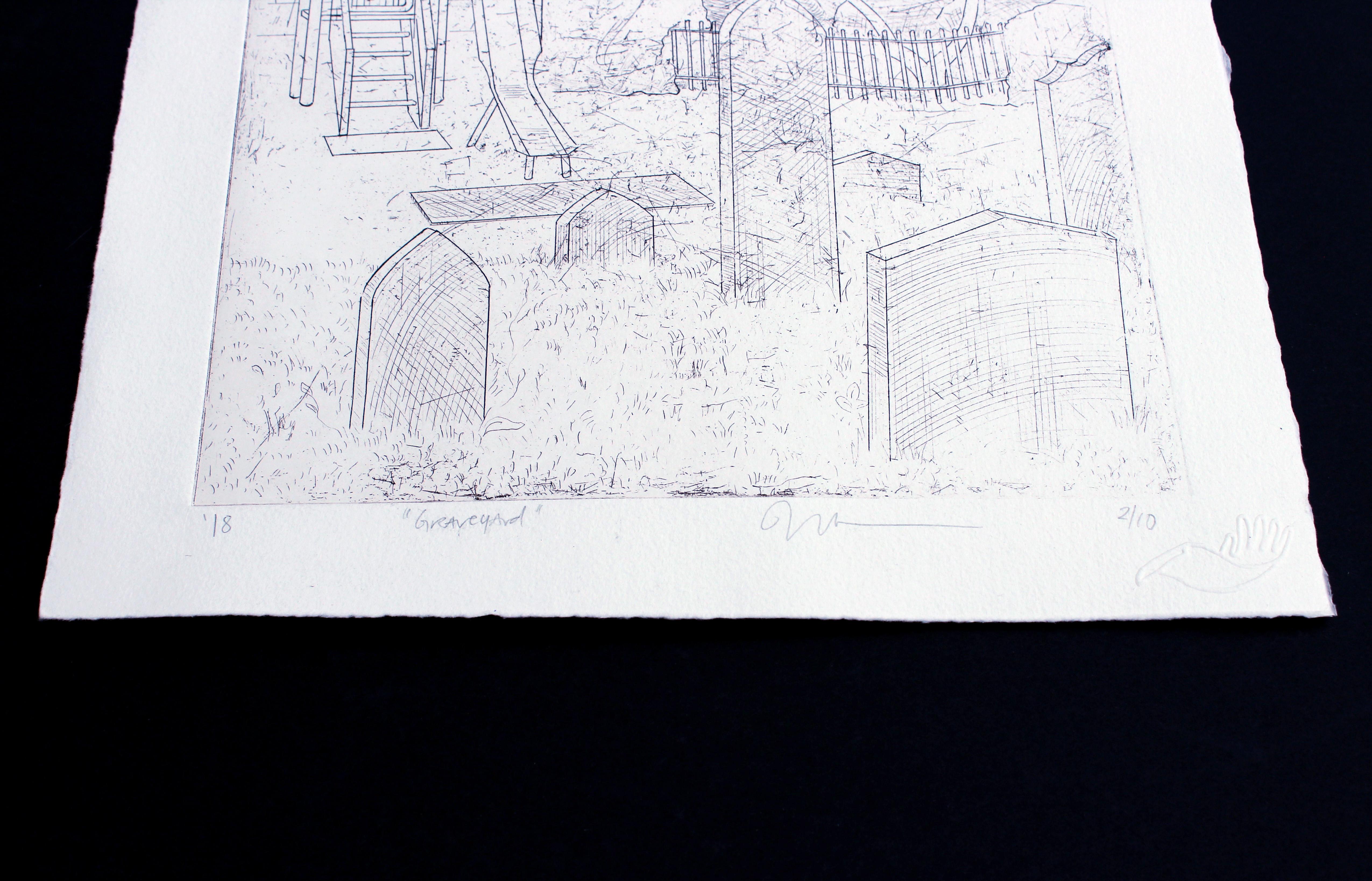 graveyard (detail 2)